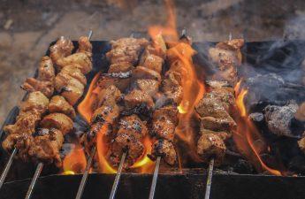 bbq vlees